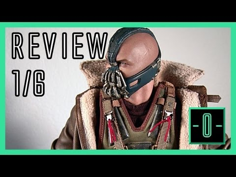 Hot Toys Bane 1/6 - The Dark Knight Rises - video review