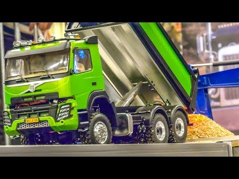 FANTASTIC RC Trucks in motion!