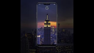 LG G7 ThinQ - Super Bright Camera (Empire State Building)