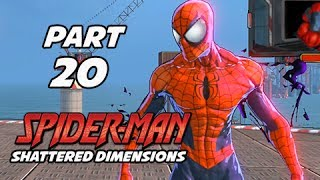 Spider-Man Shattered Dimensions Walkthrough Part 20 - Oil Rig (Gameplay Commentary)