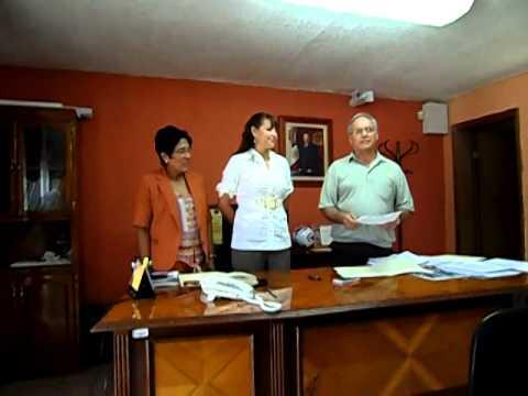 Dr  Soltero nombramiento a Lucy Nieto
