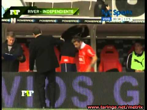 Resumen Paso a Paso - River 2 vs Independiente 1 - Metrix