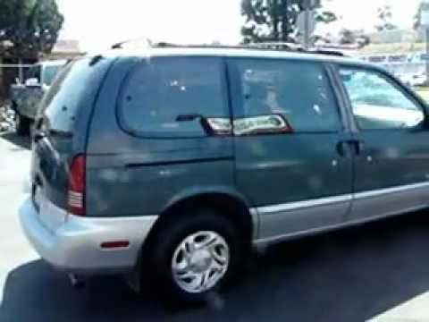 1997 Nissan Quest For Sale - NISSAN QUEST SALE