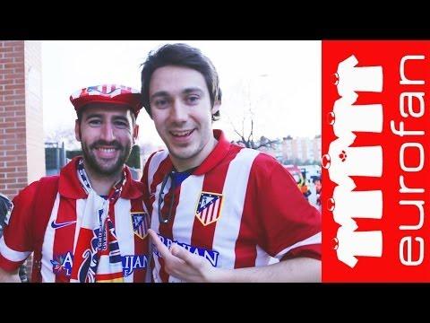 Atlético Madrid v AC Milan   Eurofan Change The Game