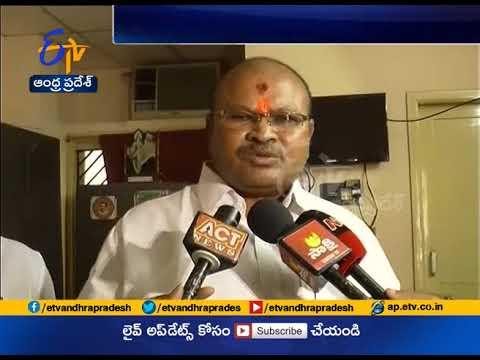 BJP President Kanna Laxminarayana Slams Minister Yanamala