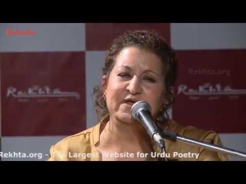Mujhe apne zabt pe naaz tha_Ghazal by Munni Begum