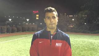 NJIT MSOC Post Game vs. Howard