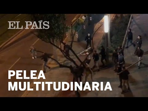 PELEA MULTITUDINARIA: Tres heridos graves en Cornellà de Llobregat | España