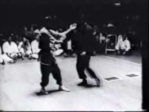 Bruce Lee - Fastest Kick