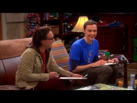 Howard's voice impression of Nicolas Cage | The Big Bang Theory S06E23