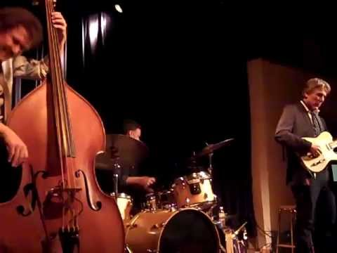 Jim Campilongo Trio ~ Live at The Falcon