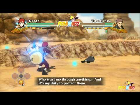 Naruto Shippuden Ultimate Ninja Storm 3: Edo Kages (Gameplay)