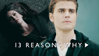 *13 Reasons Why (TVD Style) Trailer*