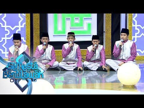 QS. Ar Rahman 26-30 Membuat 1 Studio Terdiam - Semesta Bertilawah Episode 10
