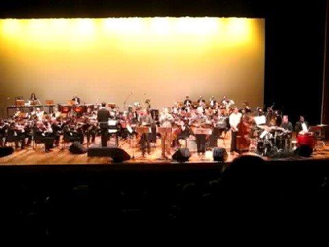 Ben Allison with Jazz Sinfonica - Behind the Scenes