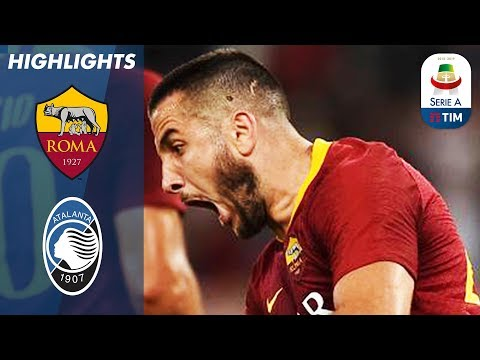 Roma 3-3 Atalanta | Roma Pull Off Stunning Comeback In 6-Goal Thriller | Serie A