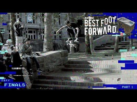 Zumiez Best Foot Forward: Finals - Part 1