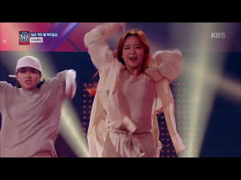 댄싱하이 - 이승훈팀 단체 무대 ♬ Sia - Move your body 20180921