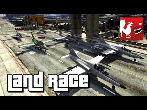 Things to do in GTA V - Land Race