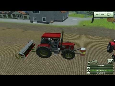 Farm simulator Friday/Saturday Inherited uncle Georges farm...but its cUrSeD