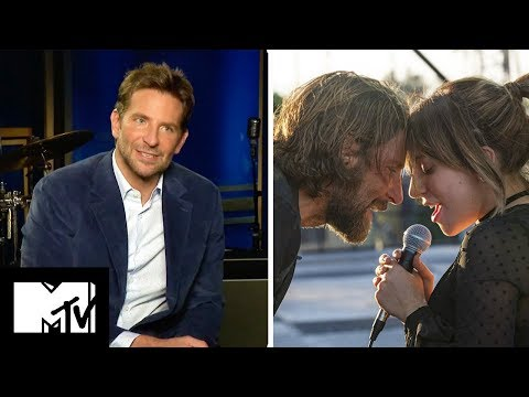 Bradley Cooper Talks About Shallow & His Sex Scenes With Lady Gaga | A Star Is Born | MTV Movies