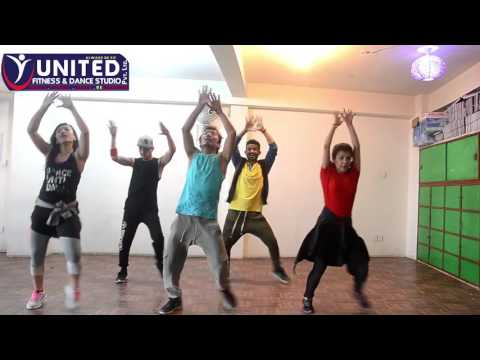 Tukur Tukur | BollyBeats | U-Fit Choregraphy | UFDSNepal | #AlwaysBeFit |