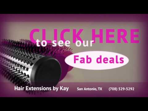 Hair Extensions by Kay