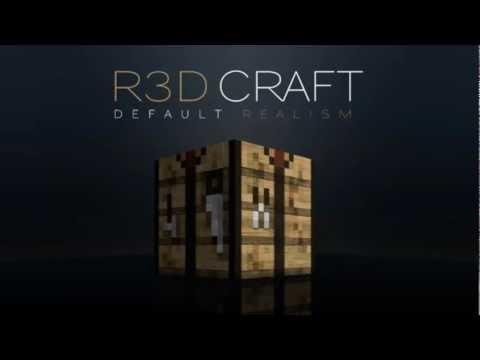 Los Mejores Packs De Texturas Para El Minecraft 1.5.2. 1.6. 1.7. 1.8 (R3d Craft Texture Pack)