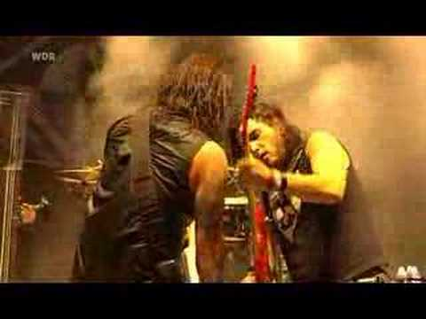 Machine Head - Aesthetics Of Hate (Live)