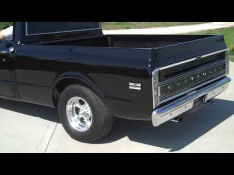 1970 Chevy Shortbed Nut & Bolt Restoration From KC Classic Cars #1