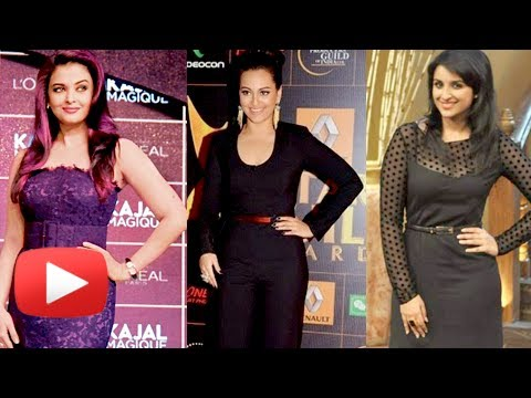 Aishwarya Rai, Sonakshi Sinha, Parineeti Chopra Turn Slim - Hot Or Not ? video