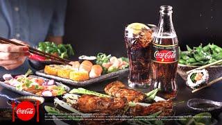 Тамуй «спеку» з Coca-Cola!
