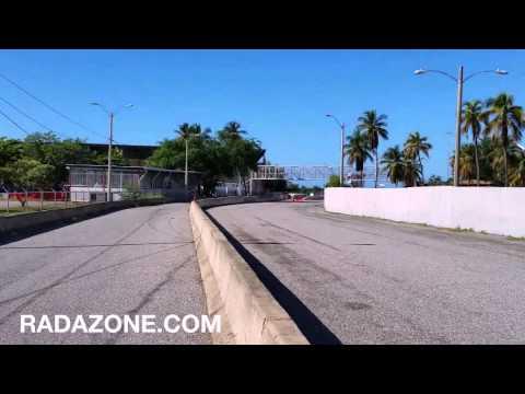 RADAZONE.COM Ponce Grand Primera 2014 Práctica Circuito