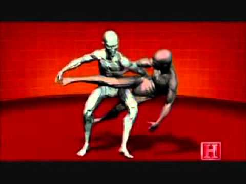 HUMAN WEAPON SAMBO TECHNIQUES Image 1