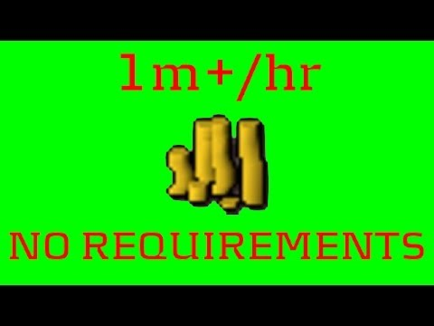 (RuneScape 3) Moneymaking Guide – NO REQUIREMENTS – 1m+/hr