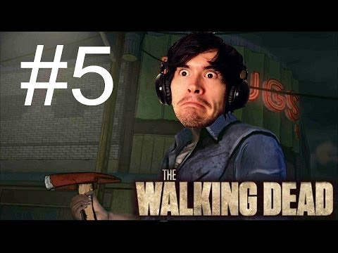 ADIOS CHINO | The Walking Dead | Parte 5