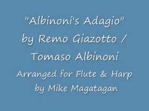 Adagio albinoni quartet