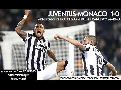 JUVENTUS-MONACO 1-0 - Radiocronaca di Francesco Repice & Francesco Marino (14/4/2015) Radio Rai