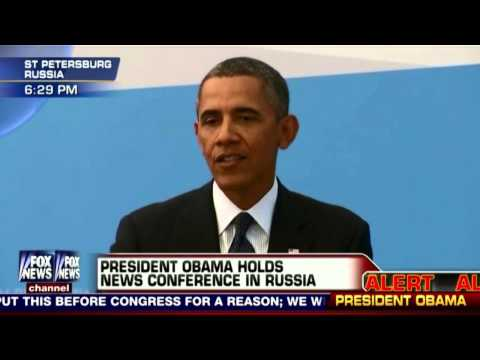 Barack Obama: Helping British After WW II London Bombings Also Unpopular