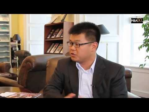 MBA50 Darden School MBA Student Eric Dong - Interview Education Post South China Morning Post