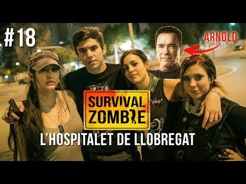 Survival Zombie L'Hospitalet de Llobregat - ¡Viene Arnold Schwarzenegger!   SoyIttara