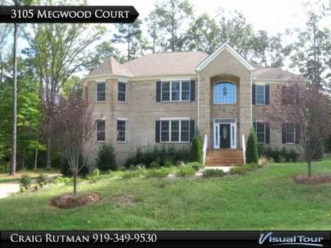 3105 Megwood Court - Apex, NC Home for Sale
