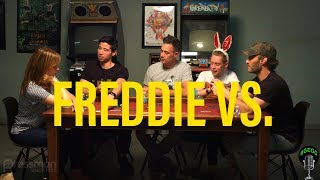 Freddie Vs. Games Adults Play | The Oregon Trail