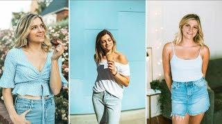 How To Pose For Photos! 5 Easy INSTAGRAM Pose Ideas