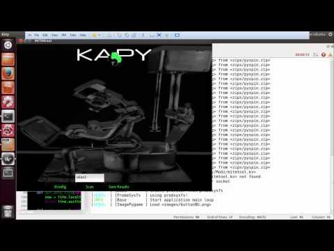 Kapy Python MKII - Quick peek