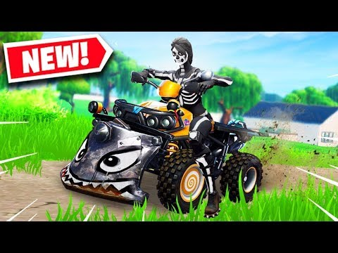 NEW QUADCRASHER COMING SOON TO FORTNITE BATTLE ROYALE!!
