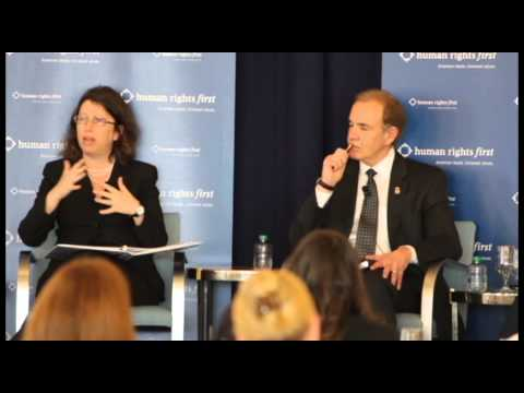 Conditions, Oversight, and Transforming Detention Systems (Dialogues on Detention at Jones Day)