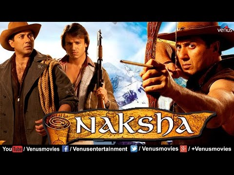 Naksha - Unlock the Mystery | Sunny Deol, Vivek Oberoi , Sameera Reddy | Bollywood Full Movie |