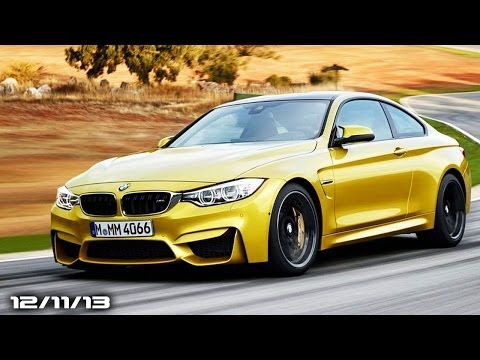 New BMW M3 & M4, New Mustang Power, Lexus Too Cool, Honda Insight Dead, & Friendsday Wednesday!