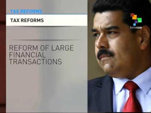 Venezuela: Five New Economic Measures